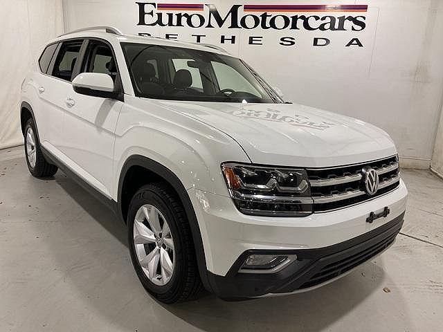 2018 Volkswagen Atlas 3.6L V6 SEL for sale in Bethesda, MD