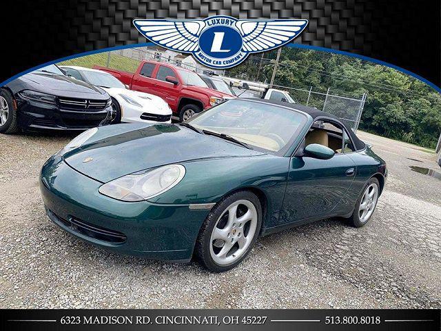 2001 Porsche 911 Carrera Carrera for sale in Cincinnati, OH