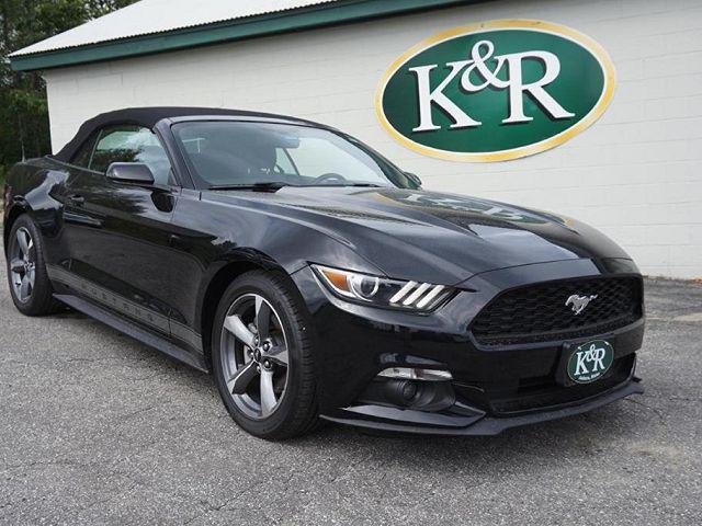 2015 Ford Mustang V6 for sale in Auburn, ME