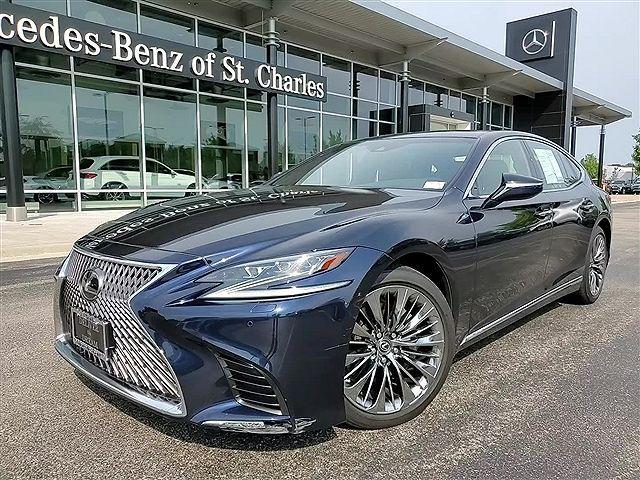 2018 Lexus LS LS 500 for sale in Saint Charles, IL