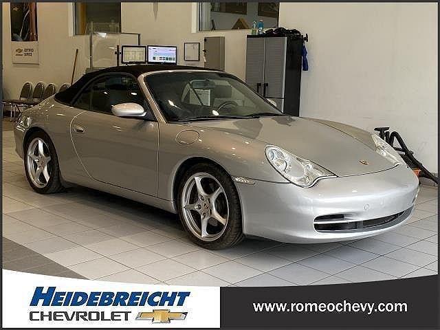 2002 Porsche 911 Carrera Carrera for sale in Washington, MI