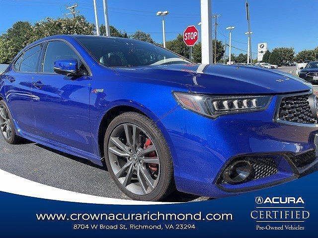 2020 Acura TLX w/A-Spec Pkg for sale near Henrico, VA