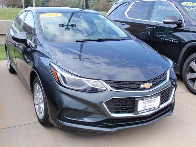 2018 Chevrolet Cruze LT for sale in Bloomington, IL