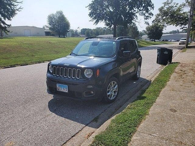 2016 Jeep Renegade Latitude for sale in Evansville, IN