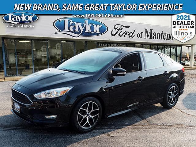 2017 Ford Focus SE for sale in Manteno, IL