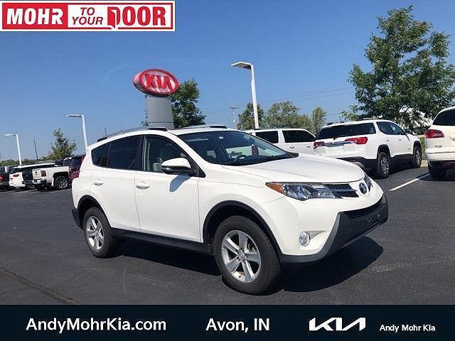 2014 Toyota RAV4 XLE for sale in Avon, IN
