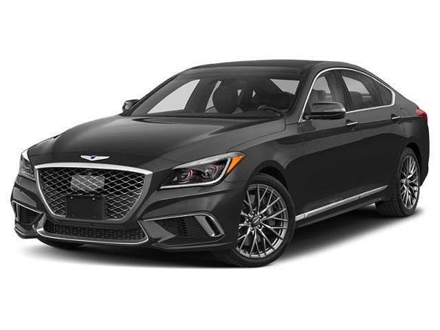 2018 Genesis G80 3.3T Sport for sale in City of Industry, CA