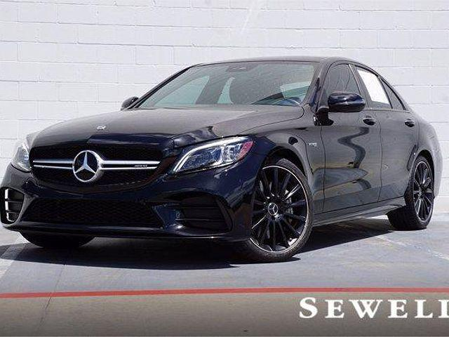 2019 Mercedes-Benz C-Class AMG C 43 for sale in Houston, TX