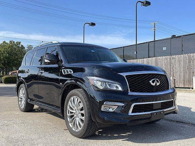 2017 INFINITI QX80 RWD for sale in Plano, TX