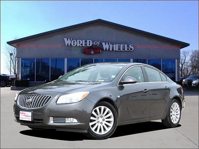 2011 Buick Regal CXL RL1 for sale in Ankeny, IA
