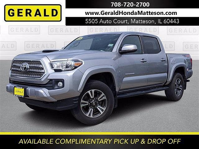 2017 Toyota Tacoma TRD Sport for sale in Matteson, IL