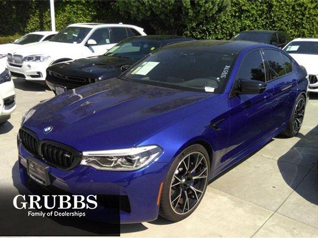 2020 BMW M5 Competition for sale in Grapevine, TX