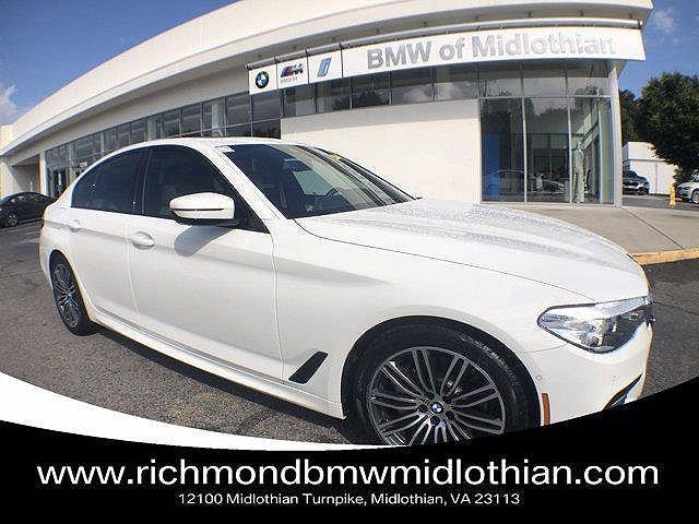 2019 BMW 5 Series 540i xDrive for sale in Midlothian, VA