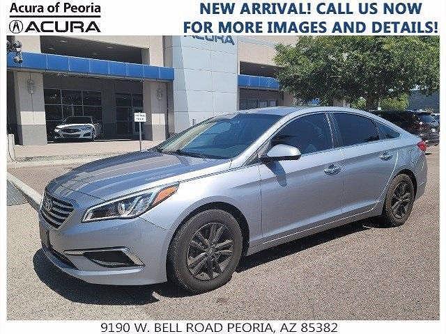 2017 Hyundai Sonata 2.4L for sale in Peoria, AZ