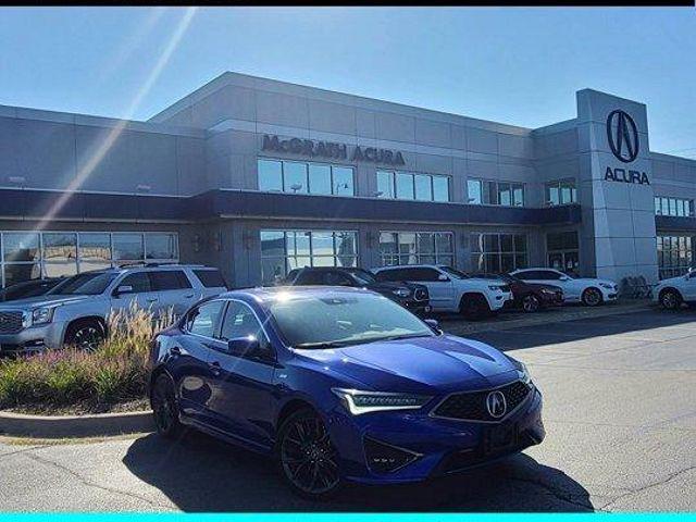 2019 Acura ILX w/Premium/A-Spec Pkg for sale in Morton Grove, IL