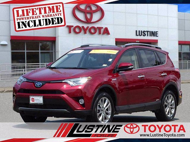 2018 Toyota RAV4 Hybrid Limited for sale in Woodbridge, VA