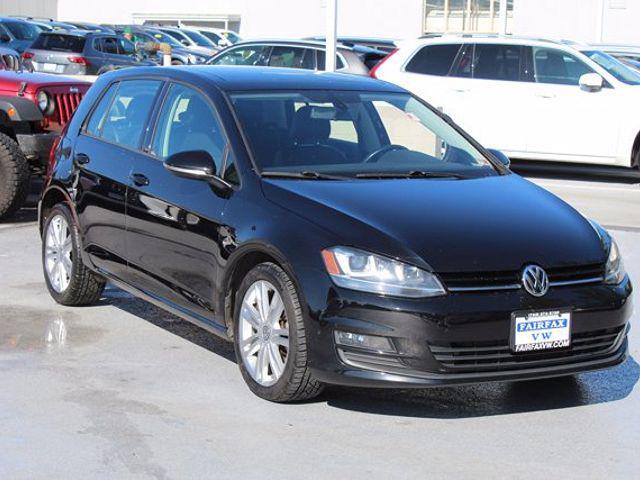 2015 Volkswagen Golf TDI SE for sale in Fairfax, VA