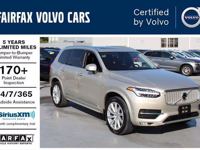 2017 Volvo XC90 Inscription for sale in Fairfax, VA