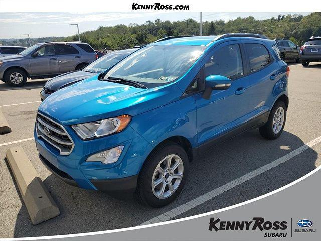 2020 Ford EcoSport SE for sale in North Huntingdon, PA