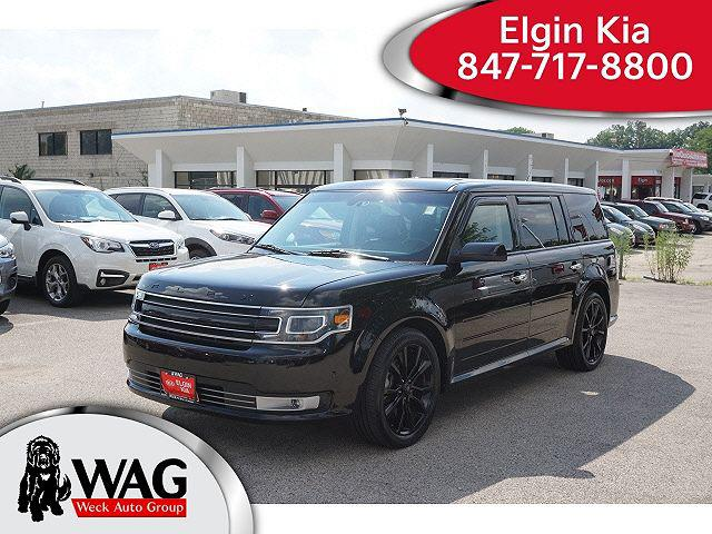 2019 Ford Flex Limited EcoBoost for sale in Elgin, IL