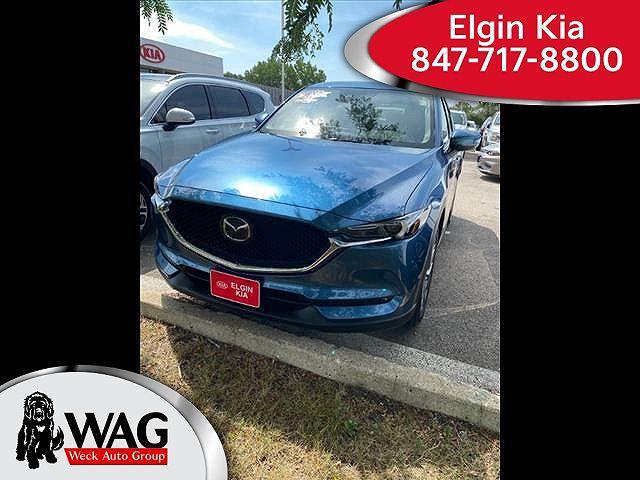 2020 Mazda CX-5 Grand Touring for sale in Elgin, IL