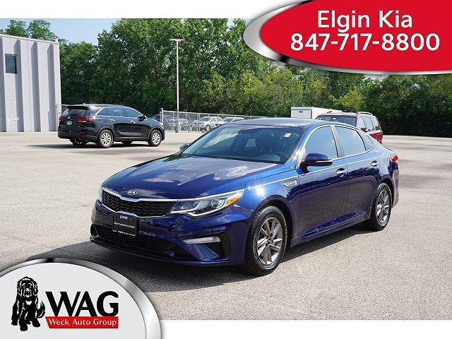 2020 Kia Optima LX for sale in Elgin, IL