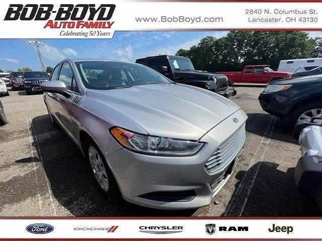 2014 Ford Fusion S for sale in Lancaster, OH
