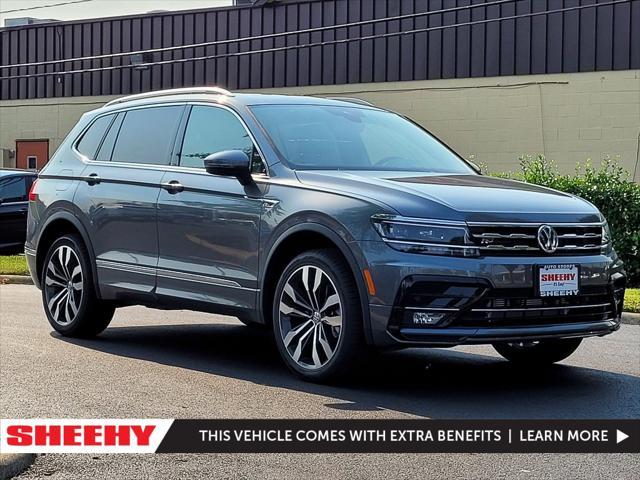 2021 Volkswagen Tiguan SEL Premium R-Line for sale in Springfield, VA