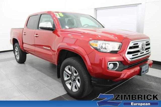 2018 Toyota Tacoma Limited for sale in Madison, WI