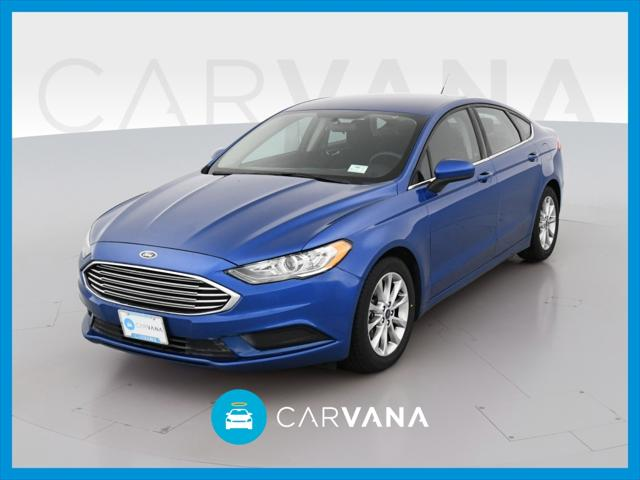 2017 Ford Fusion SE for sale in ,