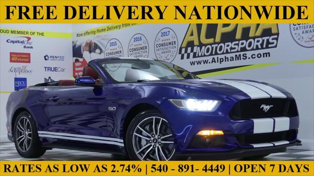 2015 Ford Mustang GT Premium for sale in Manassas, VA