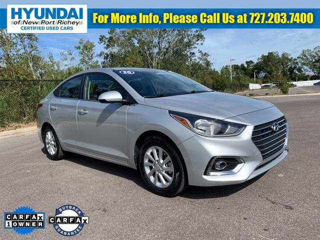 2020 Hyundai Accent SEL for sale in NEW PORT RICHEY, FL