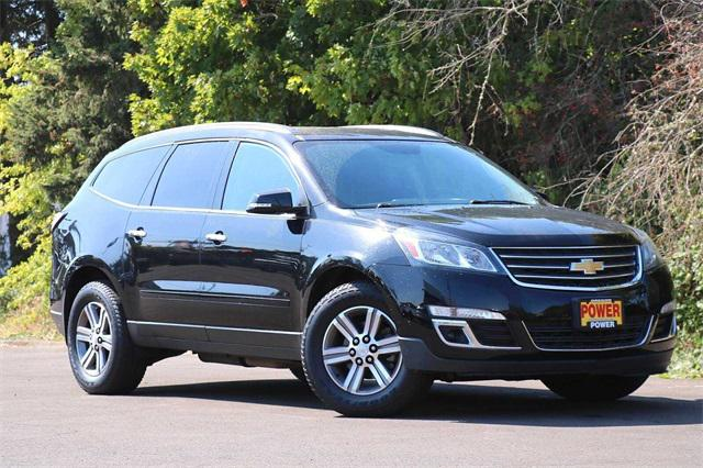 2016 Chevrolet Traverse LT for sale in Corvallis, OR