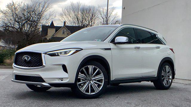 2021 INFINITI QX50 SENSORY for sale in West Chester, PA
