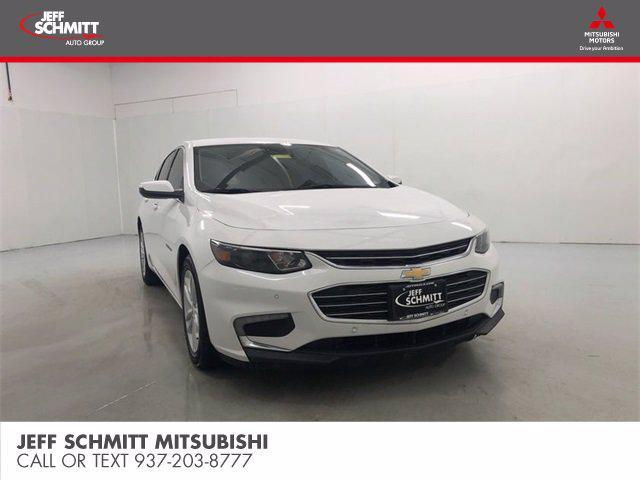 2017 Chevrolet Malibu LT for sale in FAIRBORN, OH