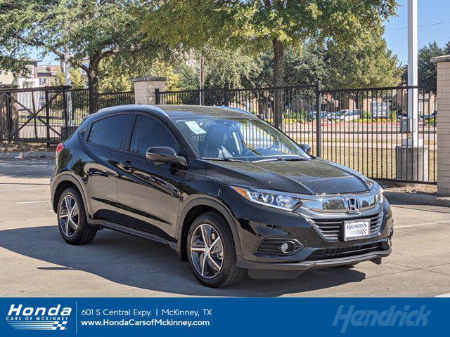 2022 Honda HR-V EX-L for sale in McKinney, TX
