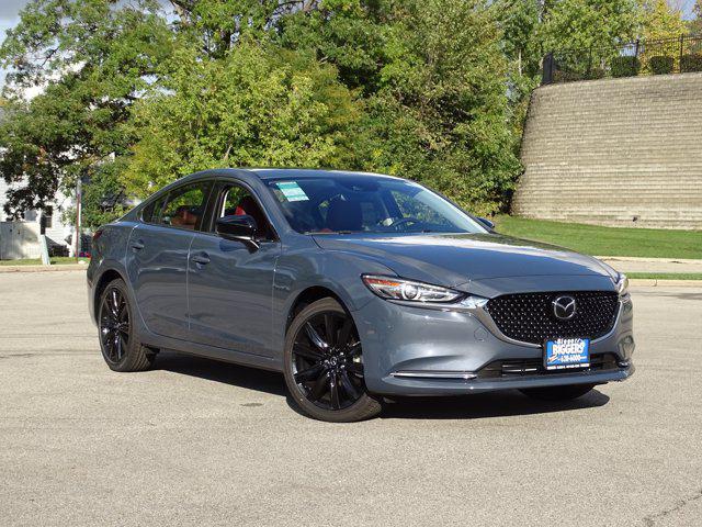 2021 Mazda Mazda6 Carbon Edition for sale in Elgin, IL