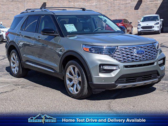 2020 Ford Explorer Platinum for sale in Tucson, AZ