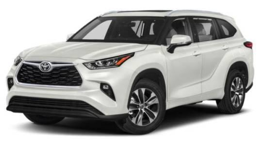 2021 Toyota Highlander XLE for sale in Northbrook, IL