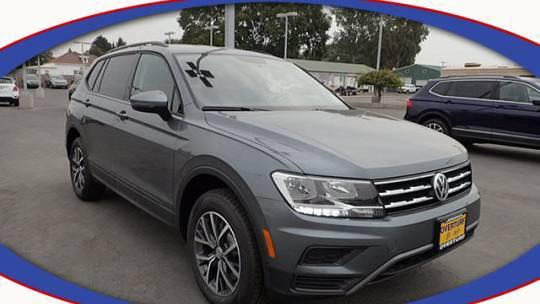 2021 Volkswagen Tiguan S for sale in Kennewick, WA