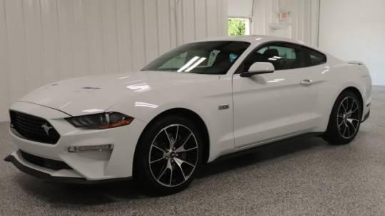 2021 Ford Mustang EcoBoost Premium for sale in Hicksville, OH