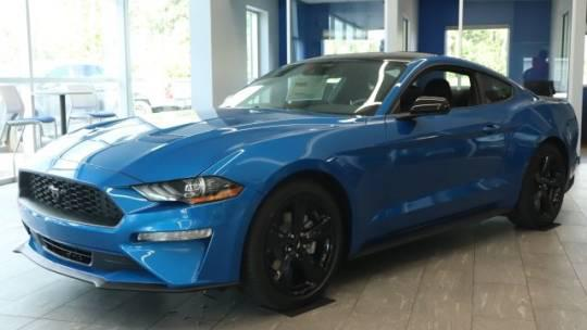 2021 Ford Mustang EcoBoost for sale in Hicksville, OH