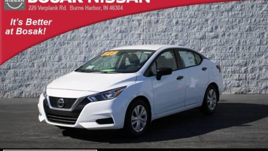 2021 Nissan Versa S for sale in Burns Harbor, IN