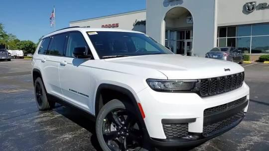 2021 Jeep Grand Cherokee Altitude for sale in Matteson, IL