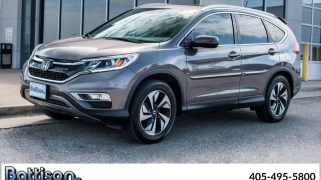2016 Honda CR-V Touring for sale in Oklahoma City, OK