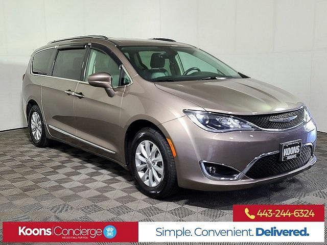 2018 Chrysler Pacifica Touring L Plus for sale in Owings Mills, MD