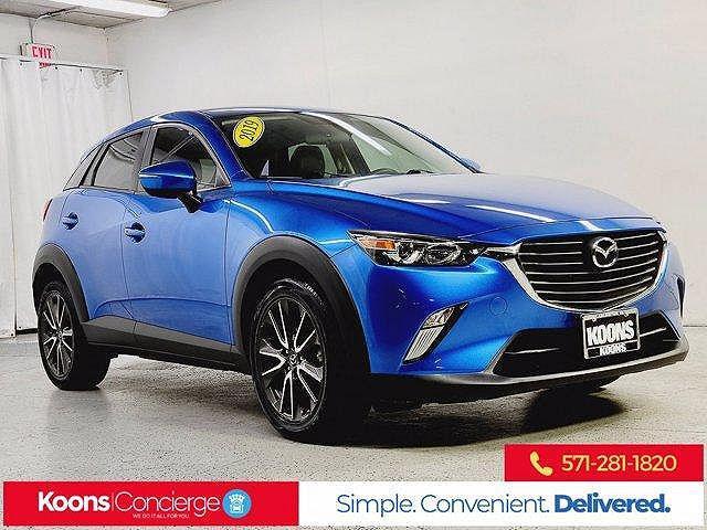 2017 Mazda CX-3 Touring for sale in Arlington, VA