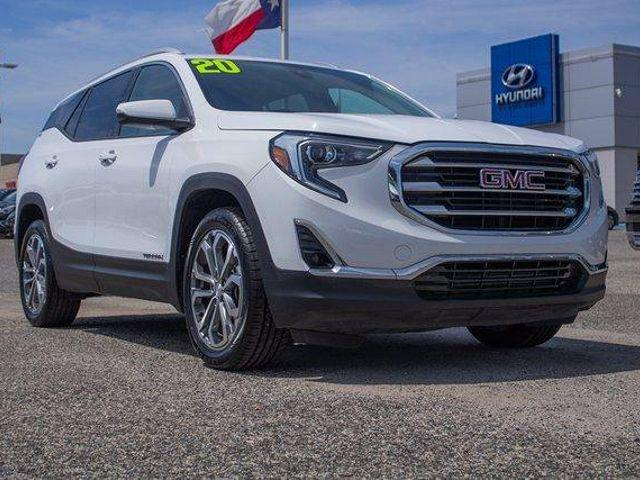 2020 GMC Terrain SLT for sale in Baytown, TX