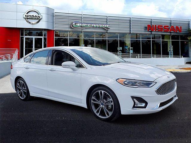 2019 Ford Fusion Titanium for sale in Jacksonville, FL