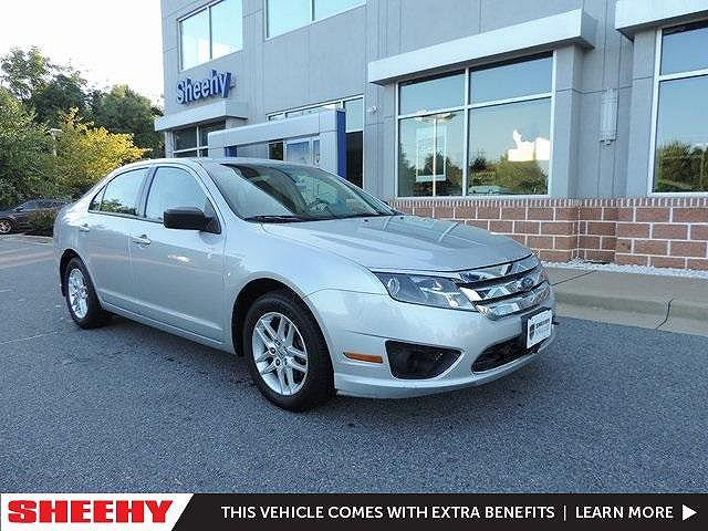 2010 Ford Fusion S for sale in Waldorf, MD